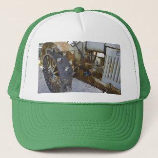 Alter Traktor Truckerkappe