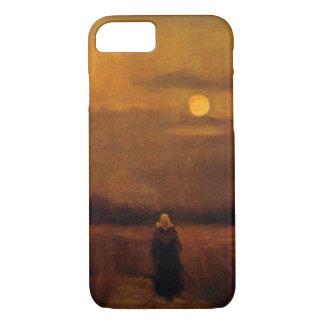 Alter Turm Van Gogh auf den Gebieten, Vintage iPhone 8/7 Hülle