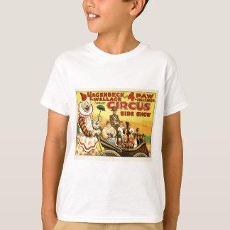 Alter Zeit Zirkus T-Shirt