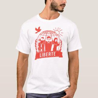 ALTERMONDIALISME LIBERTÉ/FREEDOM - FRANKREICH T-Shirt