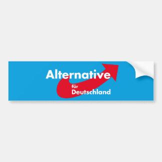 Alternative für Deutschland Autoaufkleber
