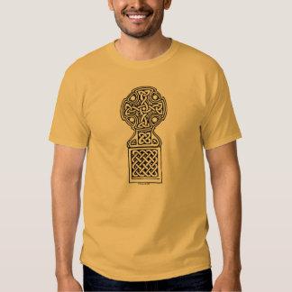 Altertümliches Kreuz Keltisch Hemden