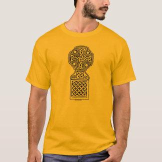 Altertümliches Kreuz Keltisch T-Shirt