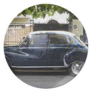 Altes aber sehr gut behaltenes Audi Auto Flacher Teller