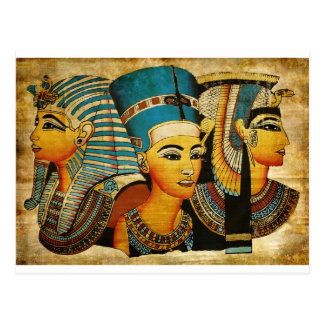 Altes Ägypten 3 Postkarte