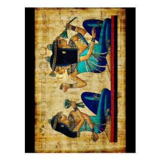 Altes Ägypten 6 Postkarte