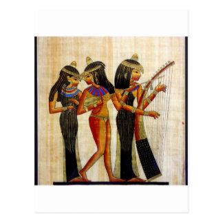 Altes Ägypten 7 Postkarte
