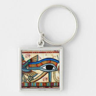 Altes Ägypten-AUGE VON HORUS Wadjet Keychain Schlüsselanhänger