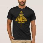 Altes alien-Flugzeug T-Shirt