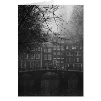 Altes Amsterdam Karte