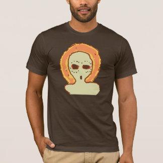 Altes Astronauten-Höhlen-Zeichnen T-Shirt