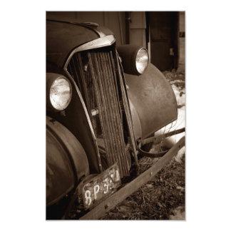 Altes Auto Kunst Photo