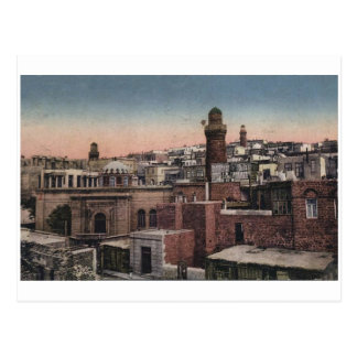 Altes Baku - Ansicht Postkarte