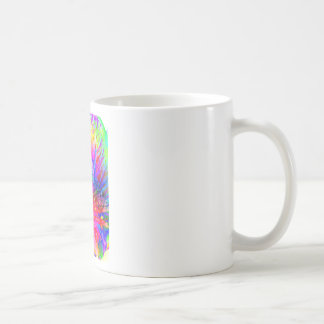 altes Blatt Solar Kaffeetasse