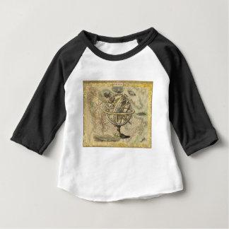 Altes britisches Amerika erforscht Baby T-shirt
