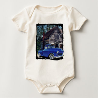 Altes Chevy Baby Strampler
