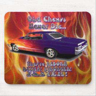 Altes Chevys die nie Mauspads