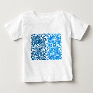 Altes chinesisches Symbol: Gott der Tür (V1) Baby T-shirt