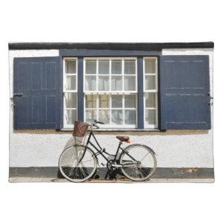 Altes Fahrrad Tischset