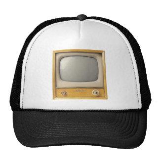 Altes Fernsehen Retrokultkappe