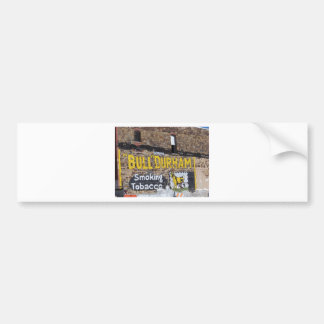 Altes Gebäude (Wetumka O.K.) Auto Sticker