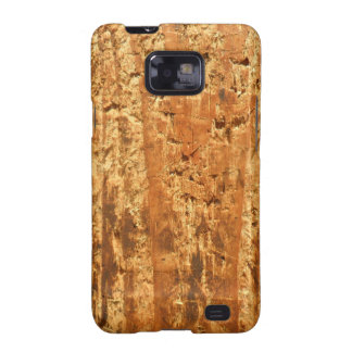 altes holz, sehr altes Holz Samsung Galaxy S2 Hülle