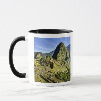 Altes Machu Picchu, letzter Schutz von Tasse