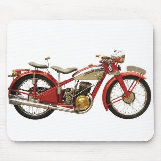 Altes Motorrad Mousepad