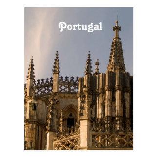 Altes Portugal Postkarte
