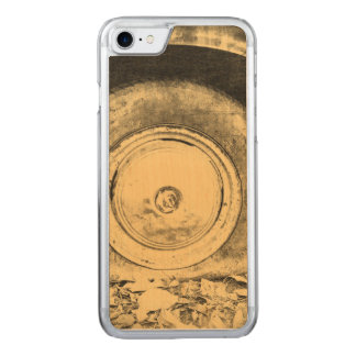 Altes Rad des klassischen Autos #2 Carved iPhone 8/7 Hülle
