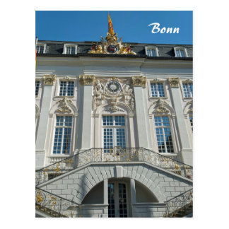 Altes Rathaus in Bonn Postkarte