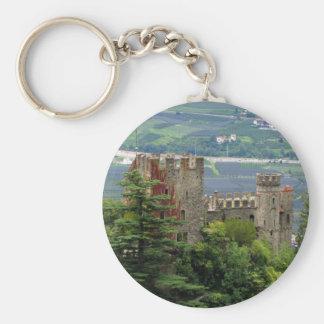 Altes Schloss in Europa, Merano Schlüsselanhänger