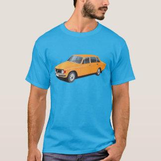 Altes schwedisches Auto von den frühen siebziger T-Shirt
