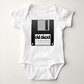Altes Skool Baby Strampler