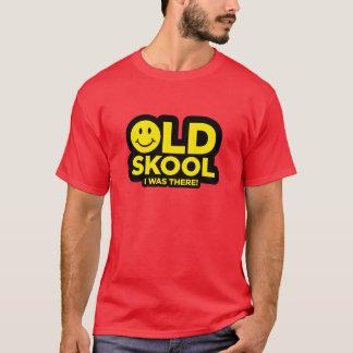 Altes Skool - ich war dort Shirt - saures