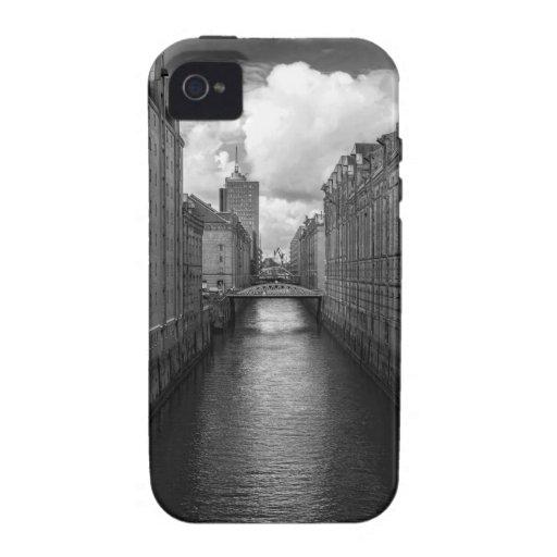 Altes Speicherstadt Hamburg iPhone 4/4S Hülle