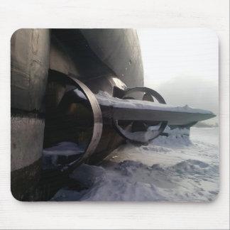 Altes Unterseeboot Mousepad
