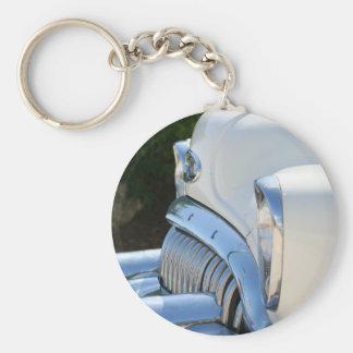 Altes weißes Buick keychain Schlüsselanhänger