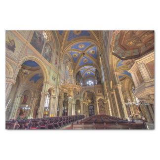 Altlerchenfelder Kirche Wien Österreich Seidenpapier