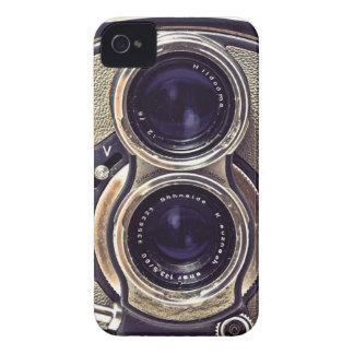 Altmodische Kamera Case-Mate iPhone 4 Hüllen
