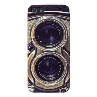 Altmodische Kamera Schutzhülle Fürs iPhone 5