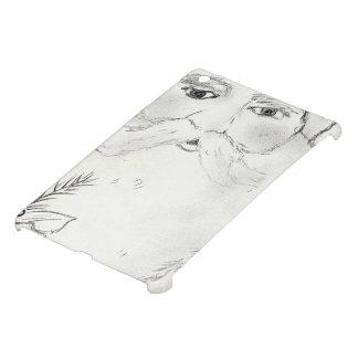 Altmodischer Weihnachtsmann iPad Mini Hülle