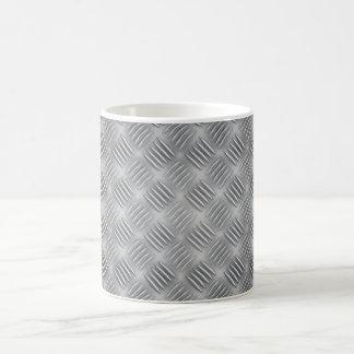 Aluminium Kaffeetasse
