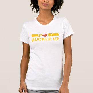 Alyce: Schnalle herauf Trägershirt T-Shirt