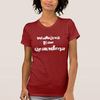 Alzheimer, das für Großmutter-T-Shirt geht T-Shirt