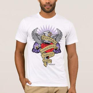 Alzheimer Dolch T-Shirt