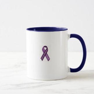 Alzheimer Heilungs-Forschungs-Kaffee-Tasse Tasse