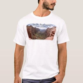 Am Anfang… T-Shirt