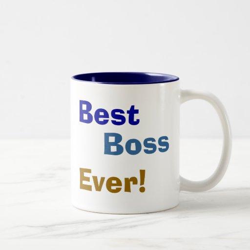 Am besten, Chef, überhaupt! Kaffee Tassen