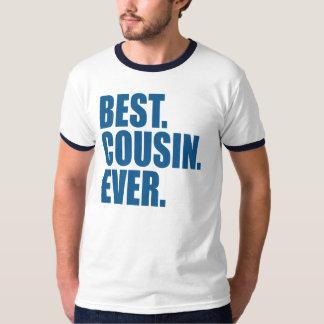 Am besten. Cousin. Überhaupt. (Blau) T-Shirt
